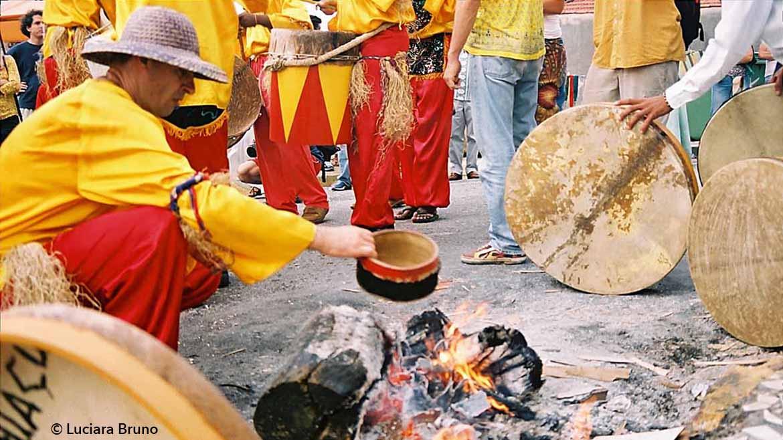 Festa Bumba-Boi maranhense. São Paulo, 2002.