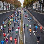 É uma maratona, seu trouxa
