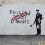 Primeira Crônica Marciana – Banksy