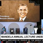 Mandela e Obama