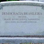 Chega de democracia?