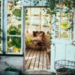 Diante da janela